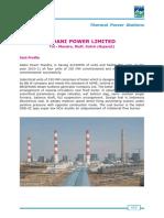 Adani Power Limited CS NECA2012 First Prize