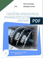 Cercetari Operationale, Probabilitati si Criptologie. Aplicatii_Ed I_rev 01.02.2014.pdf.pdf