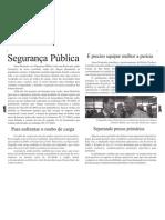 Confira as ações de Jonas Donizette em defesa da segurança pública