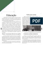 Confira as ações de Jonas Donizette em defesa da educação