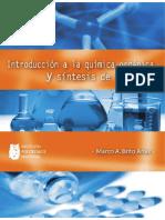 Introducción a La Química Orgánica y Síntesis de Fármacos