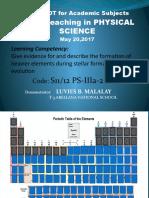 E-Periodic Table