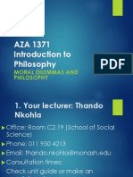Intro Lecture Week 1