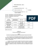 Direito Administrativo - Aula 3