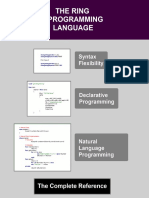 The Ring programming language version 1.3 book - Part 1 of 88