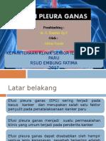 Efusi-Pleura Ganas PPT