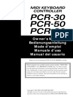 Edirol PCR 30