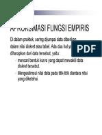 6_APROKSIMASI_FUNGSI_EMPIRIS.pdf