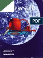 Marco Galaxy MX7 Recessed Downlighting Catalog 1982