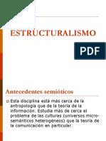 FILOSOFÍA ESTRUCTURALISTA
