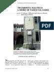 Lo strumento nautico del pilota moro di Vasco da Gama