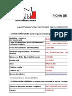 Ficha de Inscripcion Practicante 2017 02