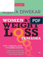 Women and weight loss tamasha