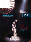 Marco Pulsar Low Voltage Lighting Catalog 4-84