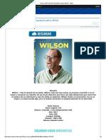 Wilson (2017) [DVDRip] Español Latino