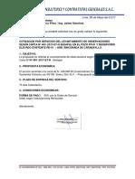 Carta Propuesta Levantamiento de Observaciones 1