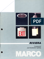 Marco Riviera Residential & Commercial Catalog 10-86