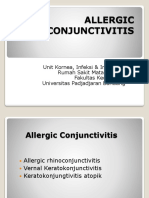 Allergic Conjunctivitis Edit