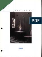 Marco Track Lighting Catalog 2-88