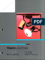 Marco Track Lighting Catalog 6-85