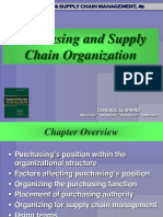 Chapter 5-Supply Organization