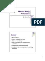 L8 Metal Cutting
