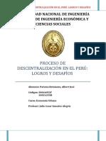 50477021 Descentralizacion en El Peru