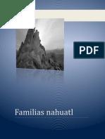 Familias Nahuatl