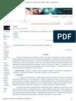 Composição Do STF_ Da Escolha Política à Legítima - Artigos - Conteúdo Jurídico