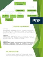 INTRODUCCION INSTALACIONES EN EDIFICACIONES Y SANITARIAS.pptx