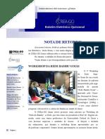 Boletim Eletrônico CREA Goiás Júnior - 33_ Edição