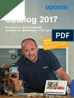 Uponor Catalog 2017- Flexibil PE-Xa