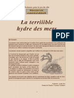 Scenar Hydre Des Mers Ladyfae