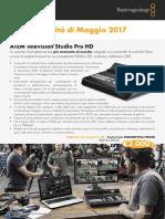 Blackmagic Design - novità MAG 2017