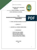 Grupo 7 - H.E.P - Los Recursos Del Tahuantinsuyo