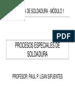 Procesos Especiales de Soldadura 02