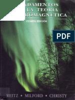Reitz & Milford - Fundamentos de La Teoría Electromagnética 4ta Ed