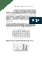 ORIGINALIDAD_Modelación de La Variación Del Consumo de Agua Potable Con Métodos Estocásticos