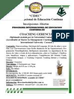 Cidec Coaching 2