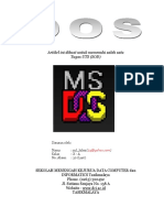 Perintah-Perintah Dasar Pada DOS