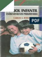 Fútbol Infantil Entrenamiento Programado Carlos Borzi