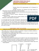 Unidad IV Analisis y Diseño Vigas Por Flexion Estado Rotura 25-04-2016