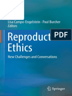 Reproductive Ethics New Challenges and Conversations 2017