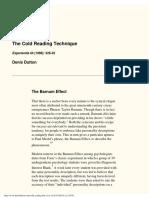 Denis Dutton - On Cold Reading.pdf