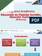 Comisión Curricular Educación Ciencias Sociales