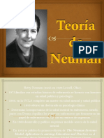 Teoría de Neuman