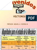 Diapositivas de Vectores