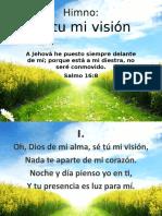 Sé tu mi visión.pptx