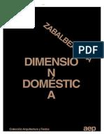 Zabalbescopea Dimension Domestica
