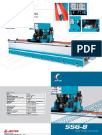 Straight Knife Grinder  - Jeffer Machinery Co., Ltd.